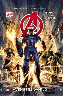 Avengers Volume 1 cover image