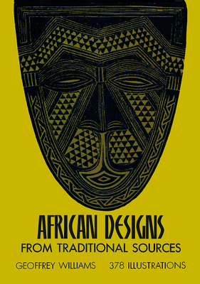 African Designs from Traditional Sources (Dover Pictorial Archives) Cover Image