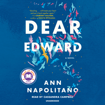 Dear Edward: A Novel Cover Image