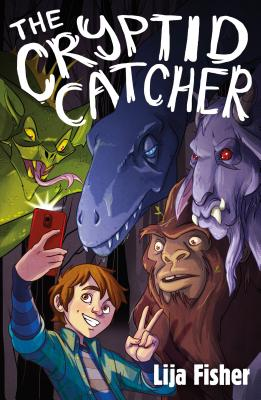 The Cryptid Catcher (The Cryptid Duology #1) Cover Image