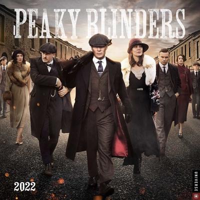 Peaky Blinders 2022 Wall Calendar Cover Image
