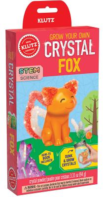 Grow Your Own Crystal Fox Cover Image