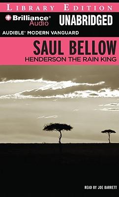 Henderson the Rain King Cover Image