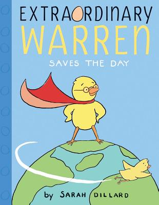 Extraordinary Warren Saves the Day Cover