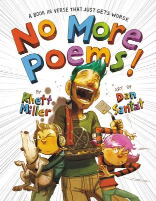 No More Poems book cover
