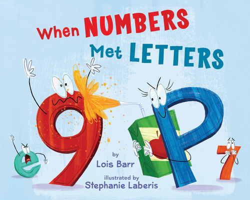When Numbers Met Letters Cover Image