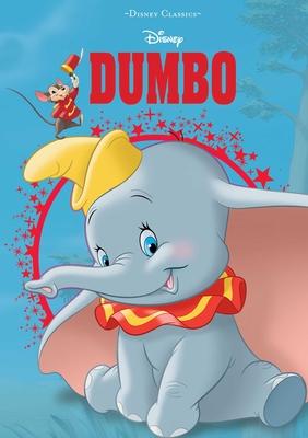 Disney Dumbo (Disney Die-Cut Classics) Cover Image