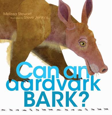Can an Aardvark Bark? Cover