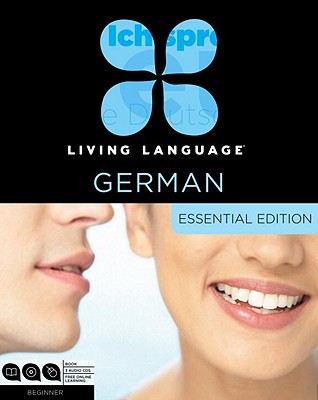 Living Language German, Essential Edition: Beginner [With Book(s)] Cover Image