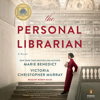 The Personal Librarian Cover Image