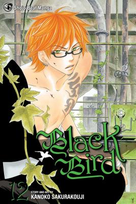 Black Bird, Volume 12 Cover