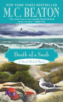 Death of a Snob (A Hamish Macbeth Mystery #6) Cover Image