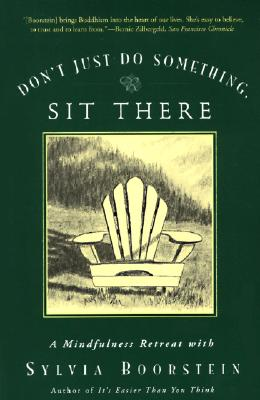 Don't Just Do Something, Sit There Cover