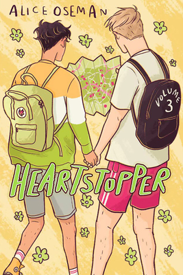Heartstopper: Volume 3 Cover Image