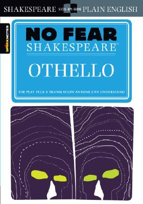 Othello (No Fear Shakespeare), 9 (Sparknotes No Fear Shakespeare #9) Cover Image