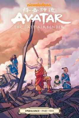 Avatar: The Last Airbender--Imbalance Part Two Cover Image