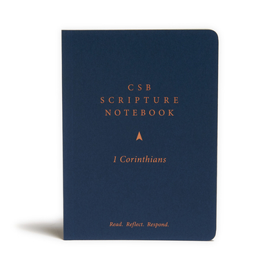 Cover for CSB Scripture Notebook, 1 Corinthians