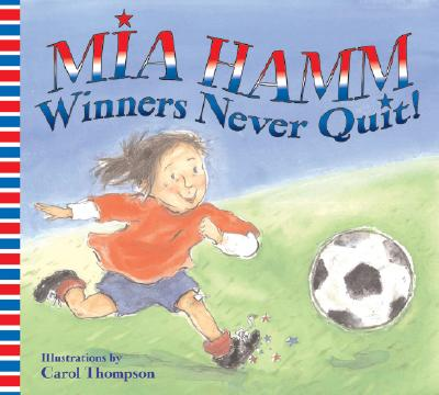 Winners Never Quit! Cover