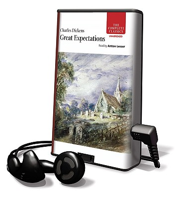 Great Expectations [With Earbuds] (Playaway Young Adult) Cover Image