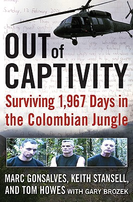 Out of Captivity Cover