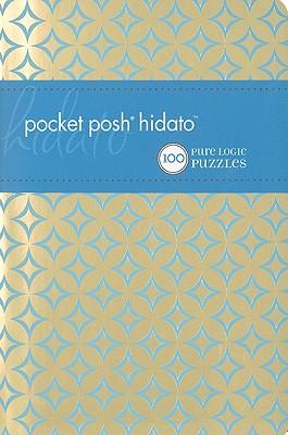 Pocket Posh Hidato: 100 Pure Logic Puzzles Cover Image