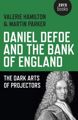 Cover for Daniel Defoe and the Bank of England