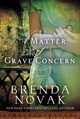 Cover for A Matter of Grave Concern