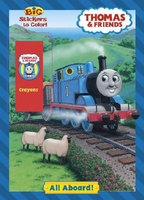 All Aboard! (Thomas & Friends) Cover