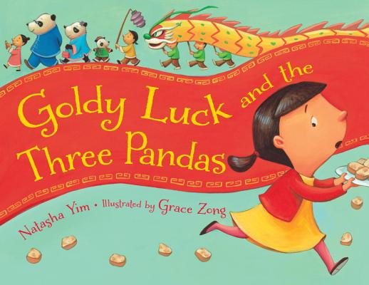 Goldy Luck and the Three Pandas Cover Image