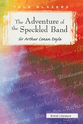 The Adventure of the Speckled Band (Tale Blazers: British Literature) Cover Image