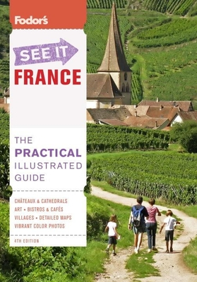 Fodor's See It France Cover Image