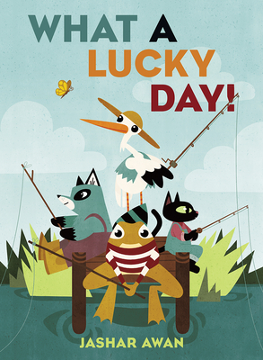 What a Lucky Day! Cover Image