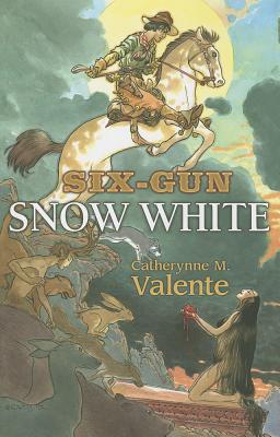 Six-Gun Snow White Cover Image