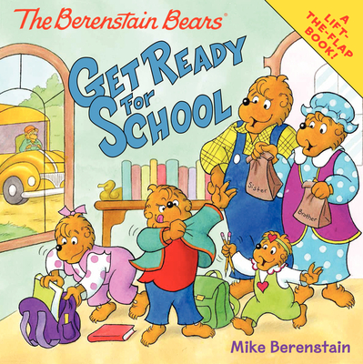 The Berenstain Bears Get Ready for School Cover Image