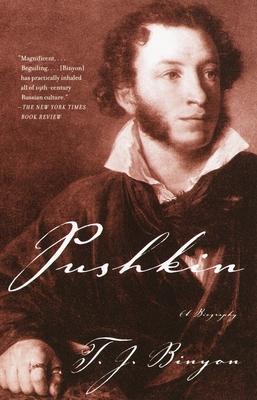 Pushkin: A Biography Cover Image