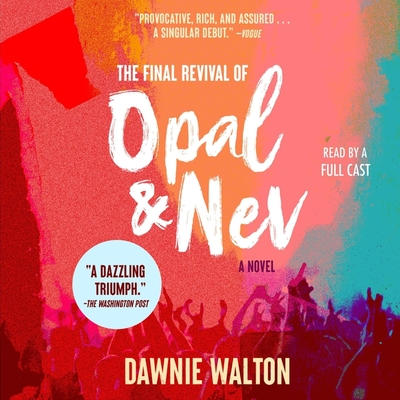Cover for The Final Revival of Opal & Nev