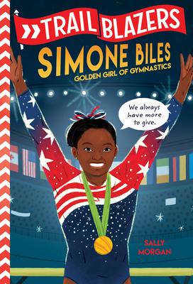 Trailblazers: Simone Biles Cover Image