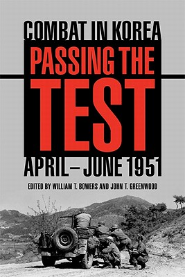Cover for Passing the Test