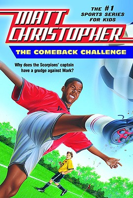 The Comeback Challenge Cover Image