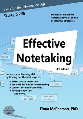 Effective Notetaking (Study Skills #1) Cover Image