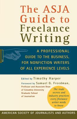 Cover for The ASJA Guide to Freelance Writing