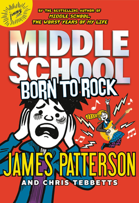 Middle School: Born to Rock cover image