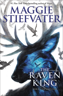Raven King (Raven Cycle #4) Cover Image