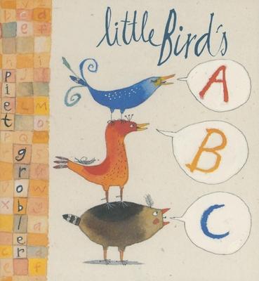 Little Bird's ABC Cover