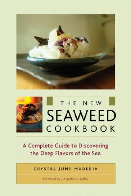 The New Seaweed Cookbook Cover