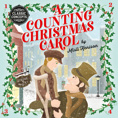 A Counting Christmas Carol (Classic Concepts) Cover Image