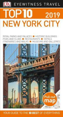 Top 10 New York City: 2019 (Pocket Travel Guide) Cover Image