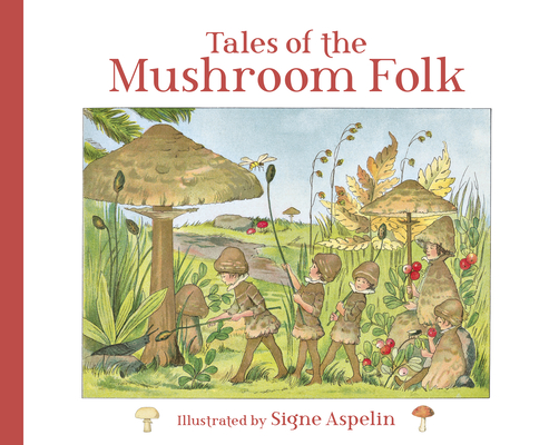 Cover for Tales of the Mushroom Folk
