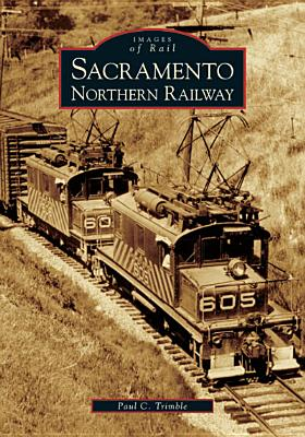Sacramento Northern Railway Cover