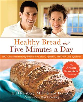 Healthy Bread in Five Cover